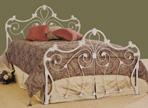 Southwest Country, Elliott's Designs Iron Steel Day Bed