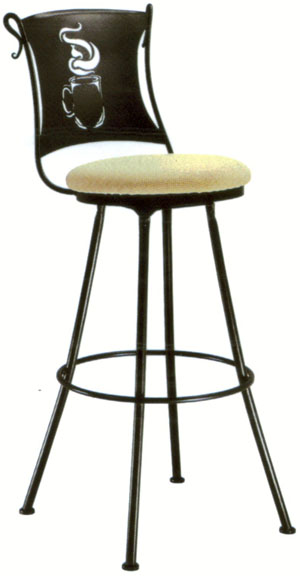Southwest Country Stone County Ironworks Coffee Cup Bar