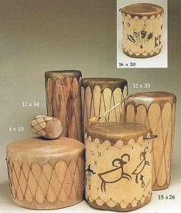 Pedestal Drums